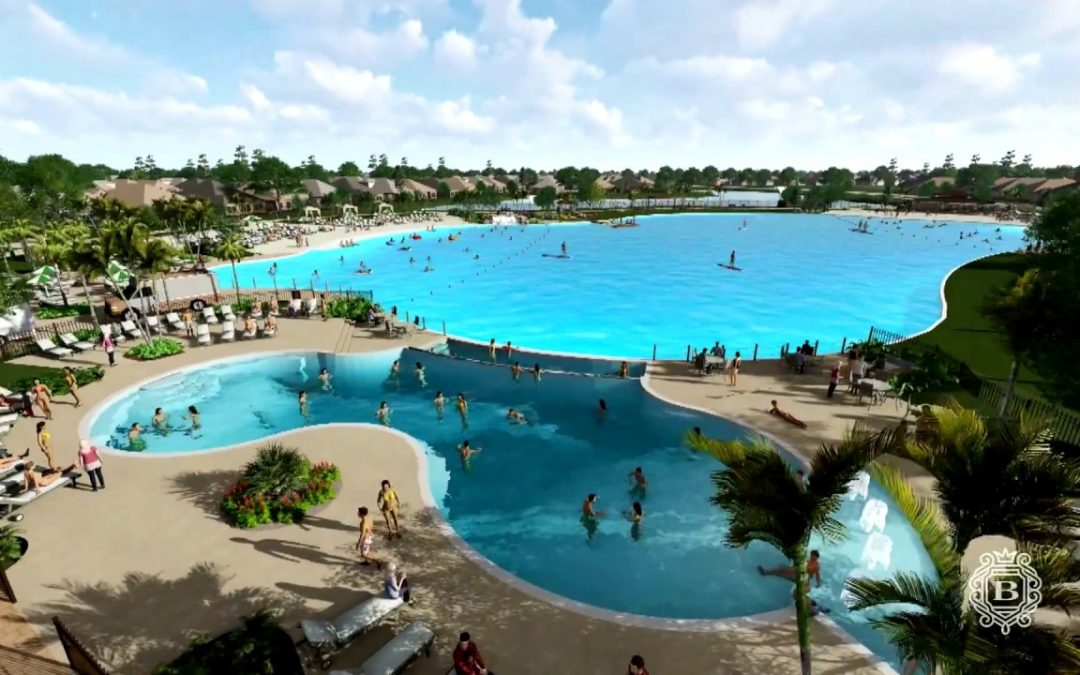 Land Tejas to Build Texas' First Crystal Lagoon