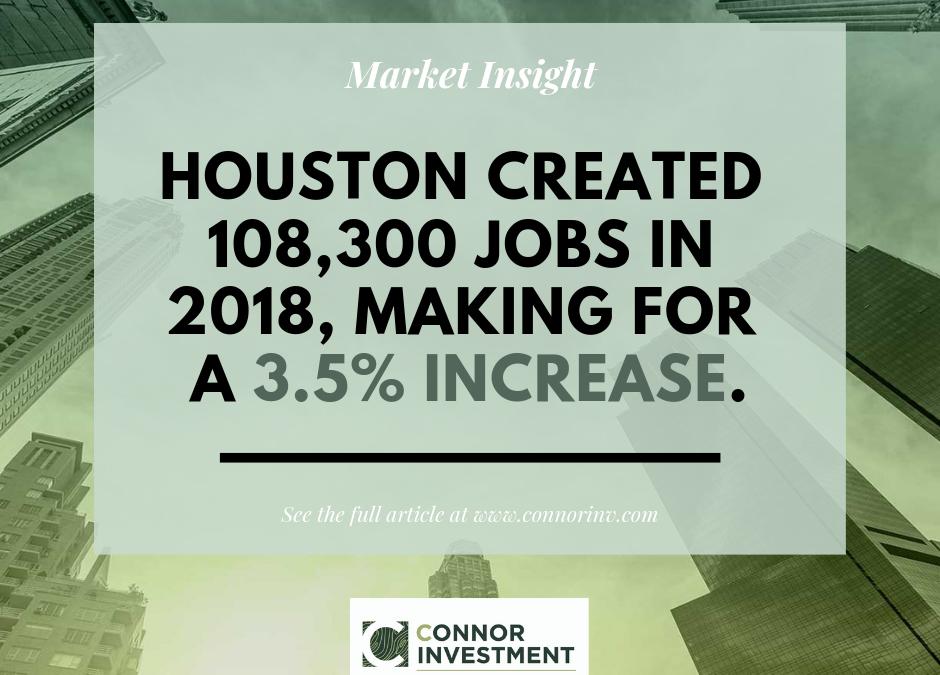 Houston Employment Update